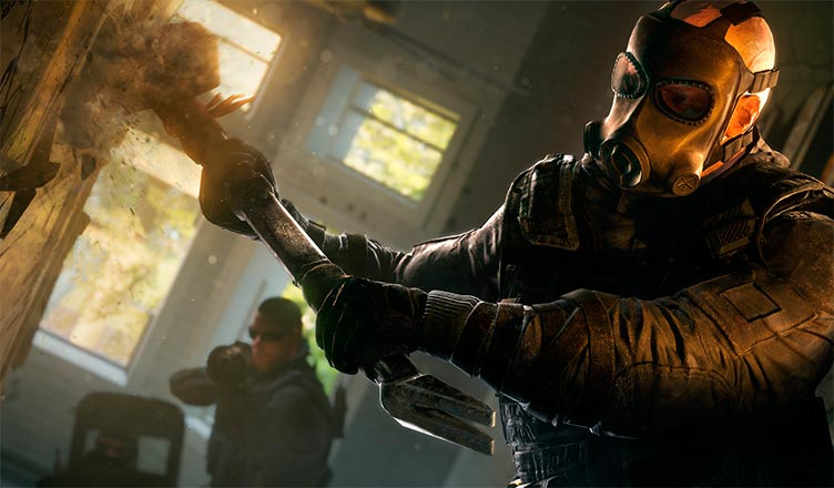 Перенос даты релиза Rainbow Six: Siege