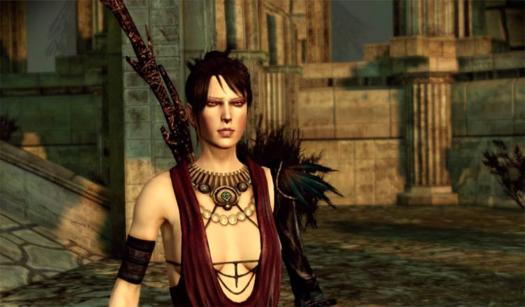 Подарки Dragon Age:Origins Morrigan