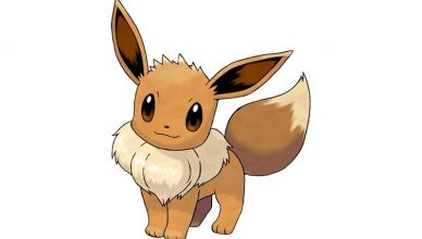 Эволюция Eevee в Pokemon Go evee