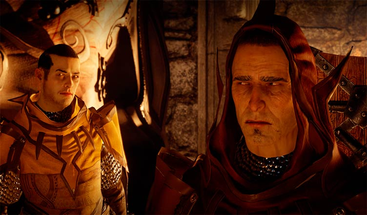 Dragon Age: Inquisition - Суд идет alexius